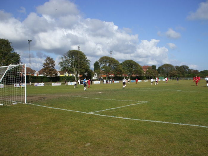 Eastbourne United - Oval