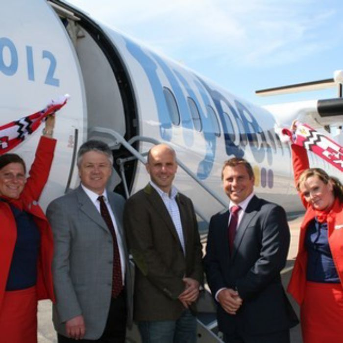 Exeter City - Flybe