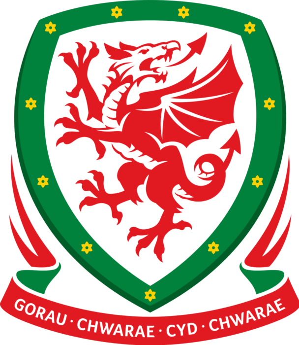 Rugby Association of Wales logo svg