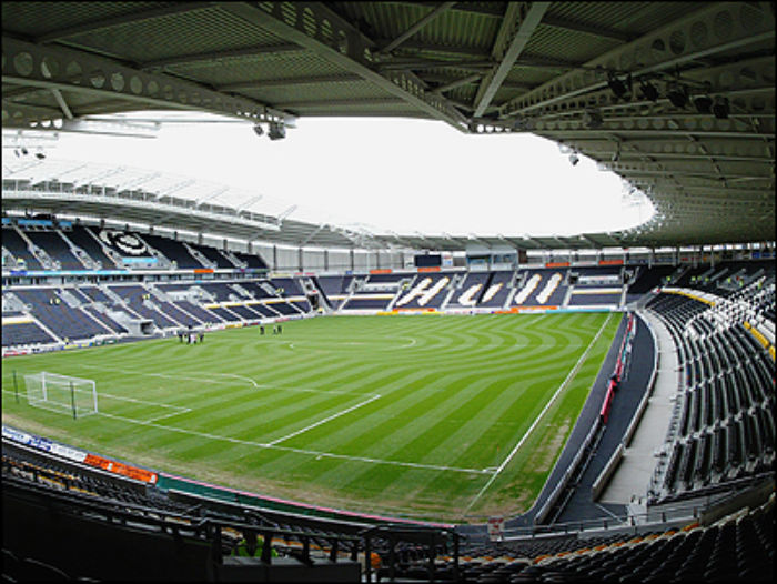Hull City KC Stadium