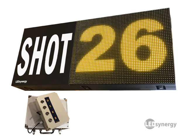 LEDsynergy Shot Clocks Introduced into Super League Rugby